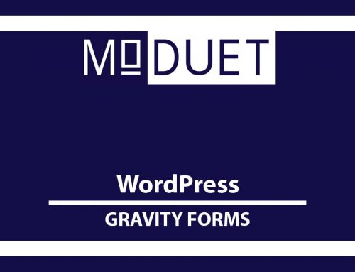 How to create Gravity Forms
