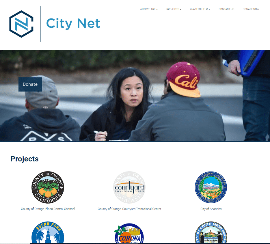 City Net Site