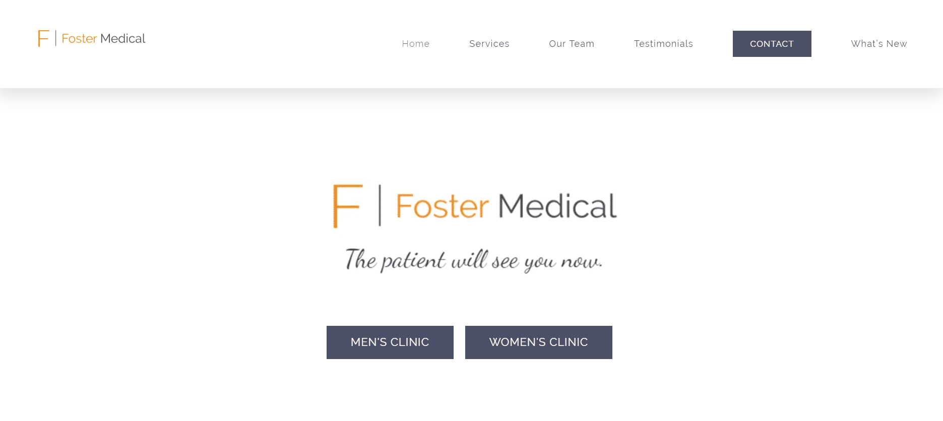 foster medical clinic
