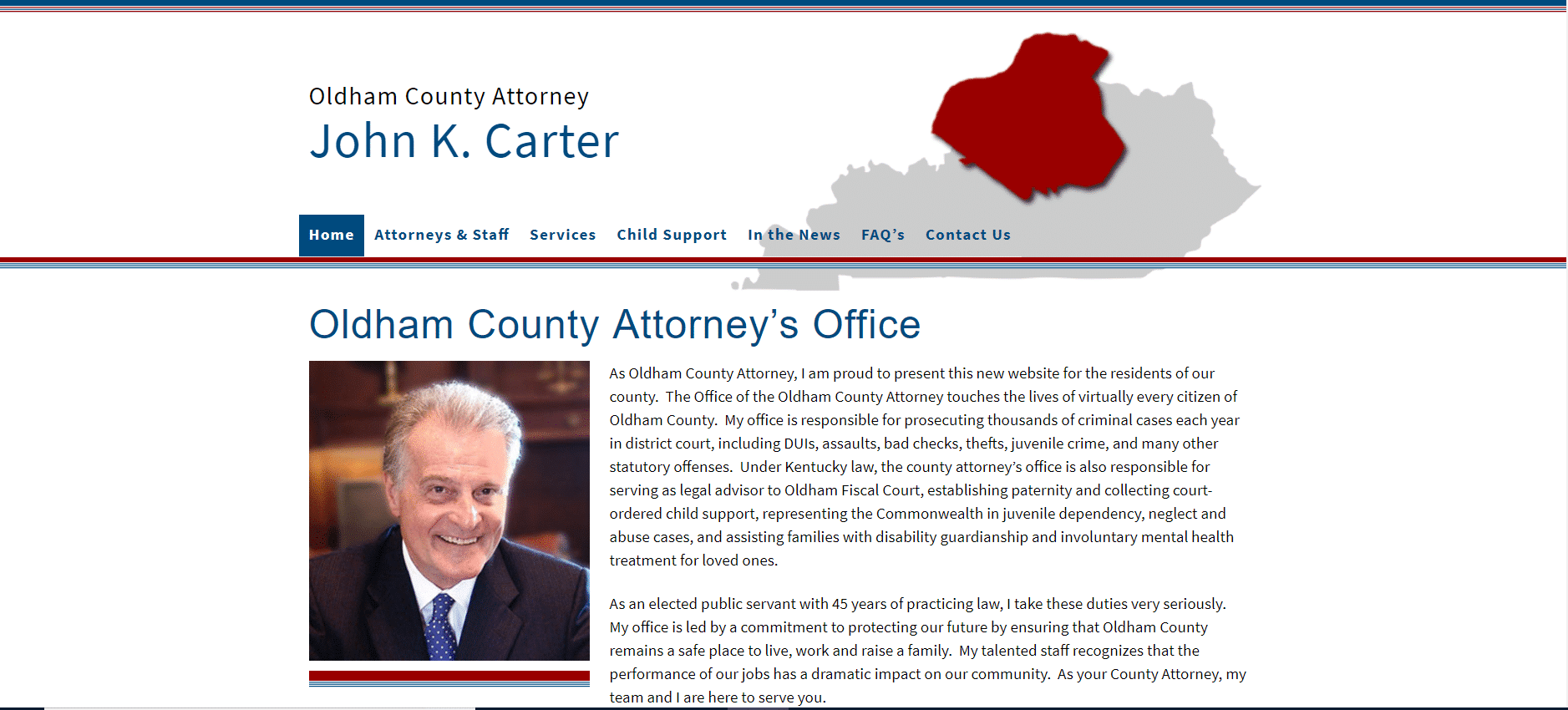Oldham county attorney