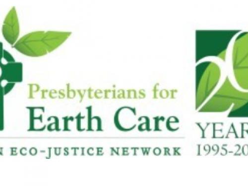CLIENT SPOTLIGHT: PRESBYTERIANS FOR EARTH CARE