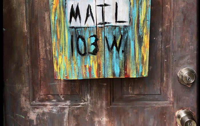 Mail Box Representing a Domain Name