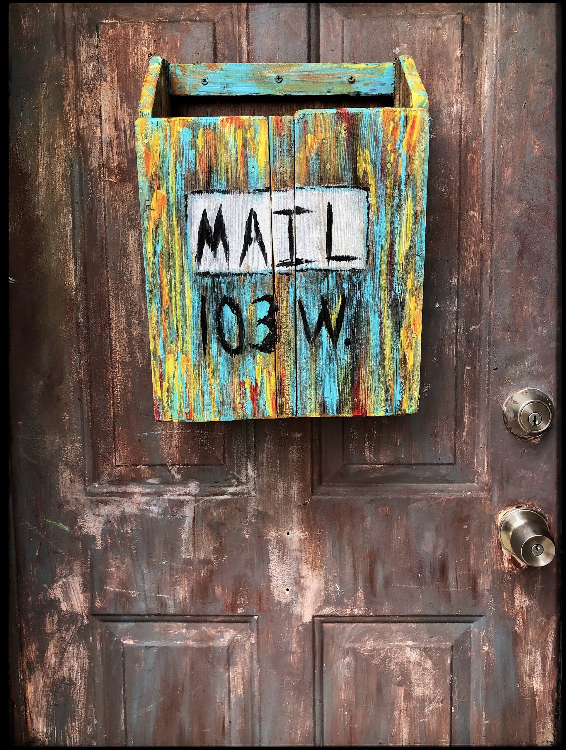 Mail Box Representing a Domain Name